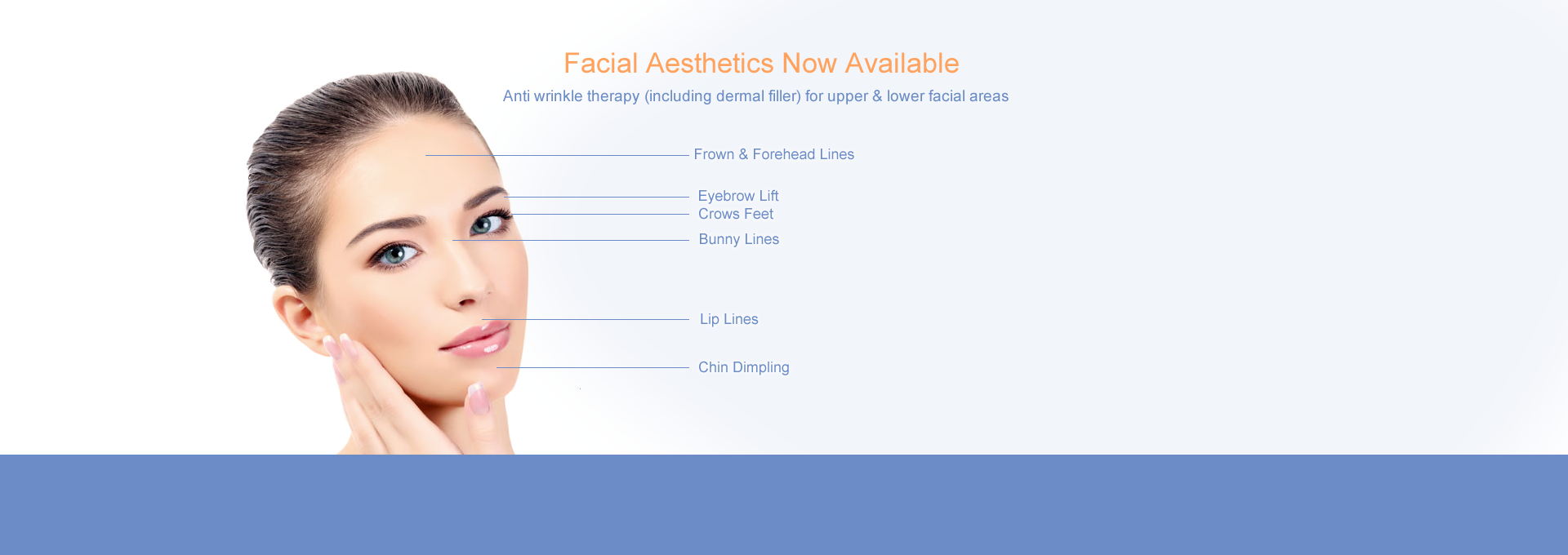 Anti Wrinkle & Facial Aesthetics Treatments in Newry Northern Ireland